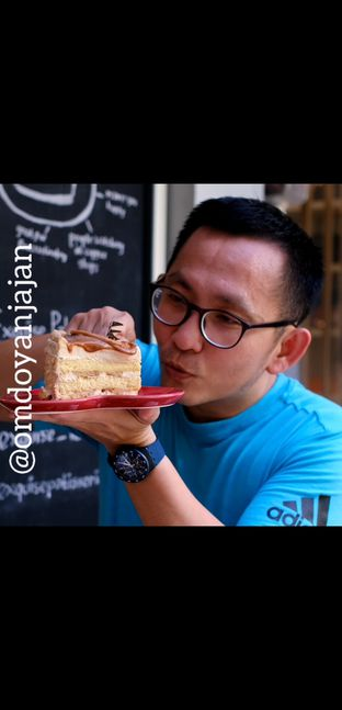 Foto review Exquise Patisserie oleh om doyanjajan 5