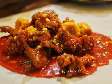 Ayam Saos Pedas Asp Trunojoyo Bandung Lengkap Menu Terbaru