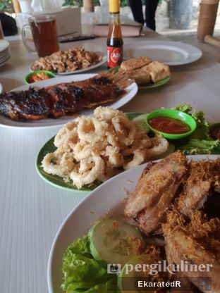 Foto 1 - Makanan di Gubug Makan Mang Engking oleh Eka M. Lestari