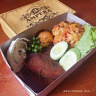 Foto review Warung Nasi Ampera oleh @kulineran_aja  1