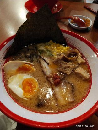 Foto 1 - Makanan(zeitaku-uma) di Bariuma Ramen oleh liadewi