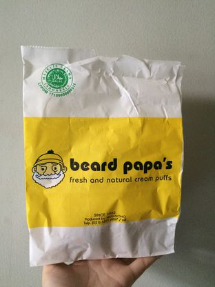 Foto 1 - Makanan di Beard Papa's oleh Elvira Sutanto