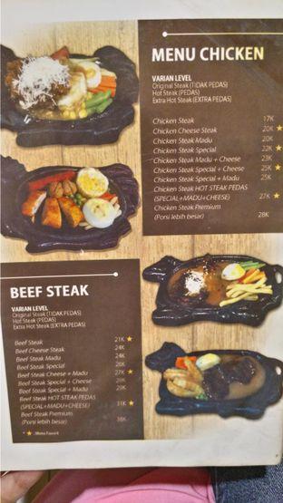 Foto review Hot Steak Pedas oleh Oryza Sativa 4
