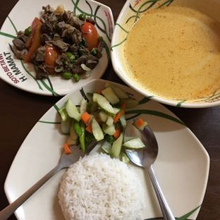 Foto 1 - Makanan di Soto Betawi H. Mamat oleh Theodora