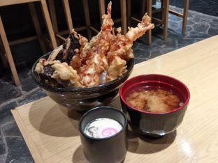 Foto 1 - Makanan(Special Tendon) di Kenta Tendon Restaurant oleh YSfoodspottings