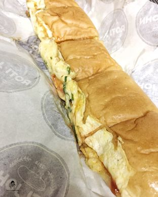 Foto review Roti John Indo oleh Marisa Aryani 1