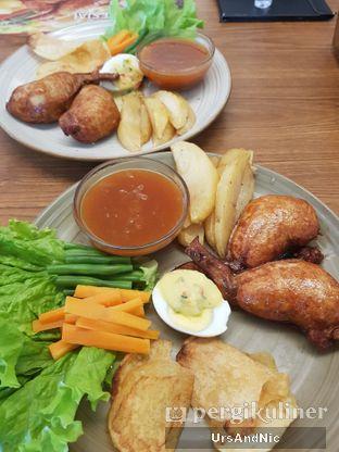 Foto 1 - Makanan di Sate & Seafood Senayan oleh UrsAndNic