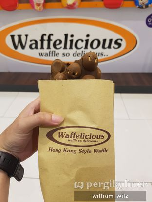 Foto 1 - Makanan di Waffelicious oleh William Wilz