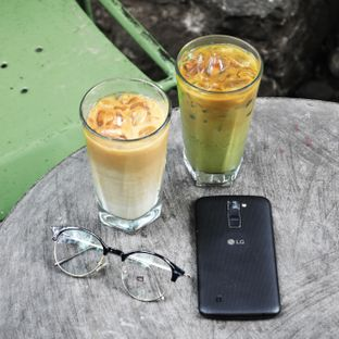 Foto - Makanan(Ice Caffee Latte) di Satu Pintu oleh Desanggi  Ritzky Aditya