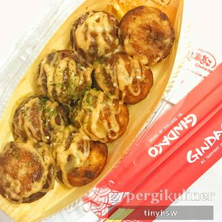 Foto review Gindaco oleh Tiny HSW. IG : @tinyfoodjournal 1
