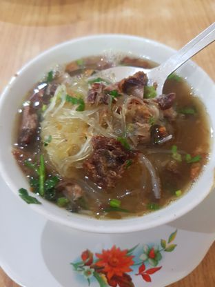 Foto 1 - Makanan di Soto Padang H. St. Mangkuto oleh ig: @andriselly