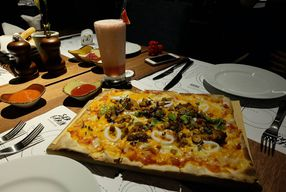 Foto Sea Grain Restaurant & Bar - Double Tree by Hilton Hotel Jakarta