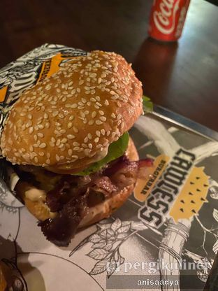 Foto 3 - Makanan di Lawless Burgerbar oleh Anisa Adya