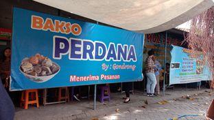 Foto review Bakso Perdana By Gondrong oleh Cindy Anfa'u 1