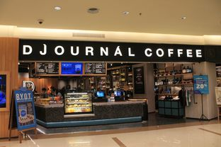 Foto review Djournal Coffee oleh Prido ZH 7
