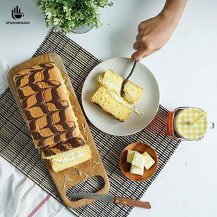 Foto review Sponji Traditional Spongecake oleh Foodinhands Community IG  : @foodinhands 1
