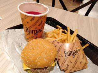 Foto 1 - Makanan di BurgerUP oleh Stefany Violita