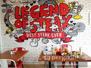 Foto 3 - Interior di Legend of Steak by Meaters oleh Jajan Rekomen