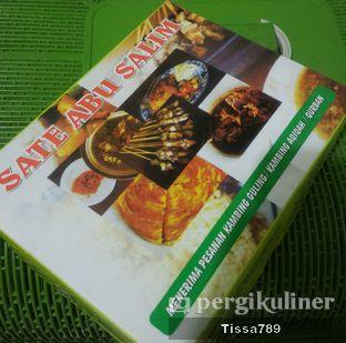 Foto 3 - Makanan di Sate Tegal Abu Salim oleh Tissa Kemala