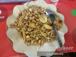 Foto 2 - Makanan(Nasi Goreng) di Kwetiau Medan Yongky oleh Ricz Culinary