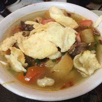 Foto Makanan di Soto Mie Bogor