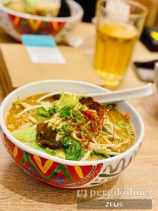 Foto 1 - Makanan(Miso Tan-Men) di Marutama Ra-men oleh @teddyzelig