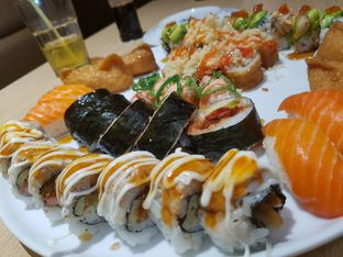 Foto 2 - Makanan di Peco Peco Sushi oleh arni muarifah
