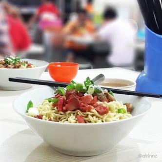 Foto Makanan di Bakmi Medan Kebon Jahe