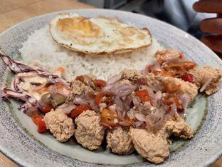 Foto 2 - Makanan(Spicy Matah Dory) di Clean Slate oleh Komentator Isenk