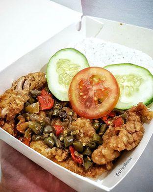 Foto - Makanan(Nasi Ayam Geprek) di Geprek SAy By Shandy Aulia oleh Eric  @ericfoodreview