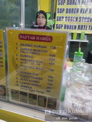 Foto 4 - Menu di Kedai Durian Mas Huda oleh Gregorius Bayu Aji Wibisono