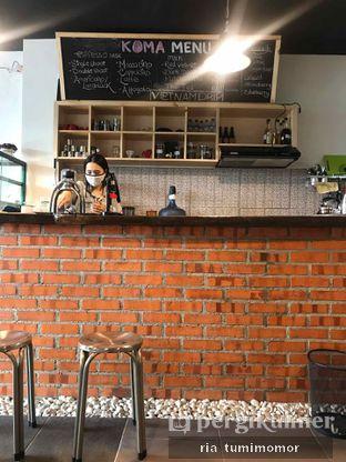 Foto review KOMA - Kedai Kopi Lima oleh riamrt  2