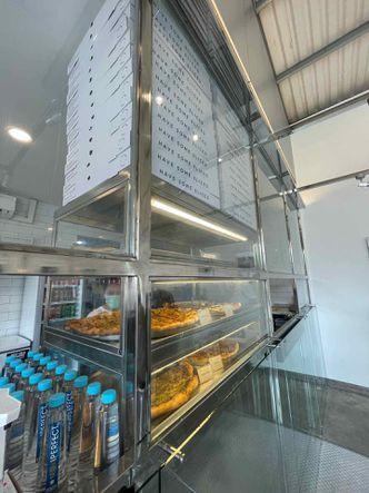 Foto Interior di Sliced Pizzeria