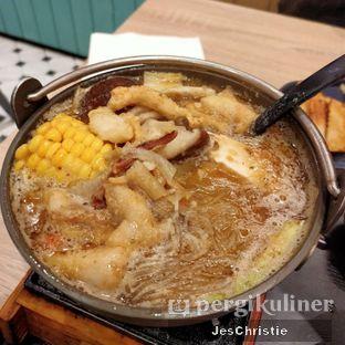 Foto 3 - Makanan(Hotpot Package) di Formosan Kitchen & Tea Bar oleh JC Wen