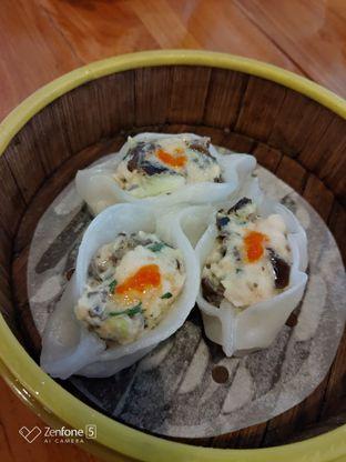 Foto 1 - Makanan(Tim pangsit udang jamur) di Imperial Kitchen & Dimsum oleh Gabriel Yudha | IG:gabrielyudha