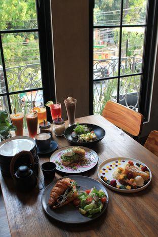 Foto 1 - Makanan di Burns Cafe oleh Prido ZH