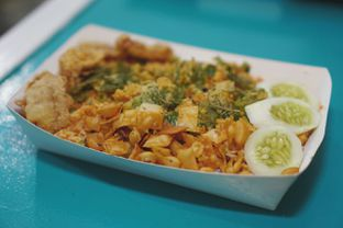 Foto 1 - Makanan(Ayam Tubruk Crispy) di NUYOLK oleh Natasha  Bella