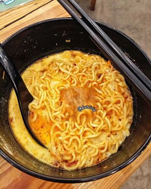 Foto 1 - Makanan(Plus Plus Telur Asin Kuah) di RPP (Ropang Plus Plus) oleh duocicip