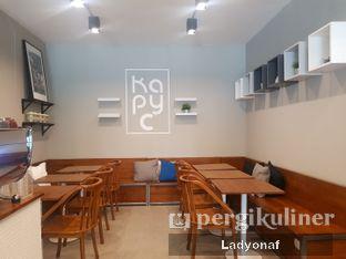 Foto 1 - Interior di Kapyc Coffee & Roastery oleh Ladyonaf @placetogoandeat