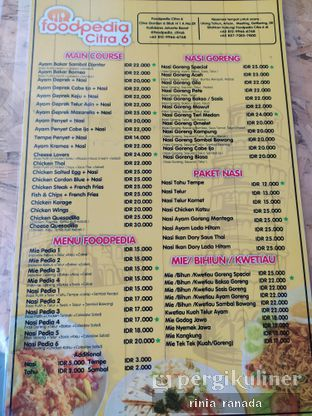 Foto review Foodpedia by Pasta Kangen oleh Rinia Ranada 6