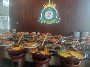 Foto 4 - Makanan di Kedai Sutan Mangkuto oleh Saya Laper