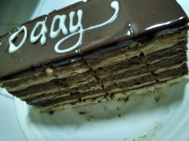 Cake Bday Untuk Mama Review Nurul Fitriya Di Restoran Dapur