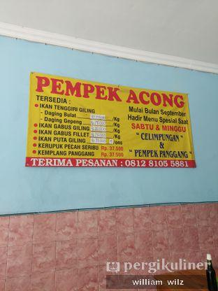 Foto review Pempek Acong oleh William Wilz 3