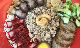 Nasi Campur Aphang