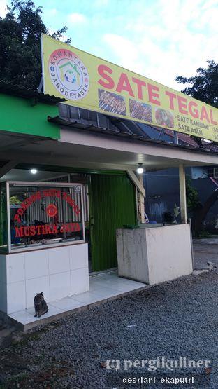 Foto review Sate Tegal Mustika Jaya oleh Desriani Ekaputri (@rian_ry) 2