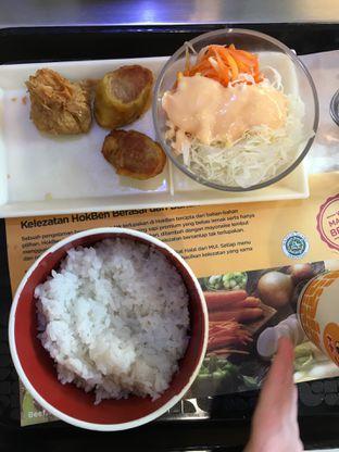 Foto 2 - Makanan di HokBen (Hoka Hoka Bento) oleh Mariane  Felicia