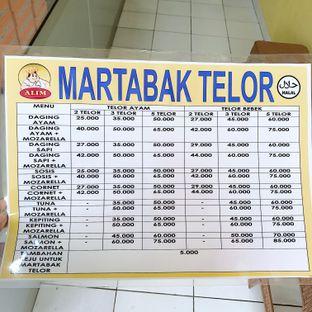 Foto 8 - Menu di Martabak Alim Premium oleh Della Ayu