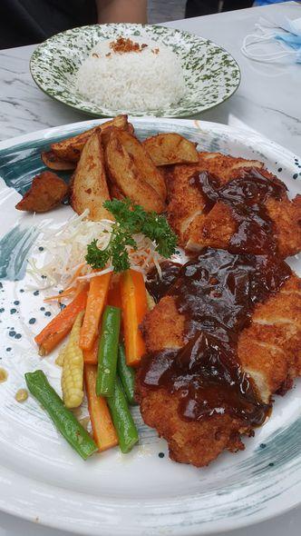 Foto Makanan di Medja