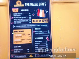 Foto review The Halal Bro's oleh Han Fauziyah 4