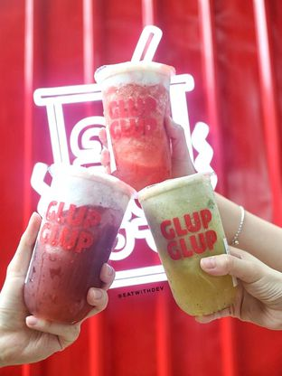 Foto review Glup Glup oleh eatwith dev 1